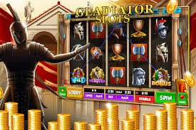 слоты онлайн Epic Gladiators